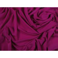 Luxury crepe Fuchsia pink