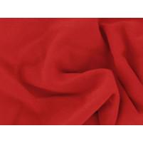 Luxury crepe Rød