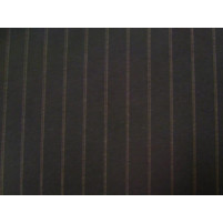 Chrisanne luxury pinstripe gabardine