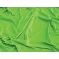 Luxury crepe Fluorescent grøn