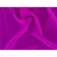 Georgette Fuchsia pink