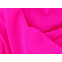 Lycra Electric pink