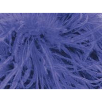 Luxury ostrich boa Ultra violet