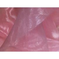 Organza Sugar pink