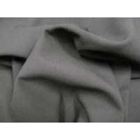 Polycotton shirt fabric Black