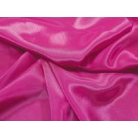 Perle chiffon Electric pink