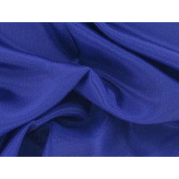 Satin chiffon Blueberry