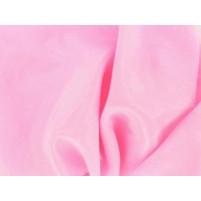 Satin chiffon Blubblegum pink