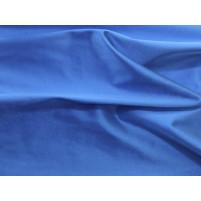 Satin velvet Electric blue