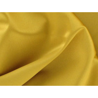 Super stretch satin Bright gold