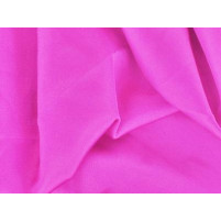 Super stretch satin Fuchsia pink