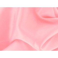 Super stretch satin Sugar pink