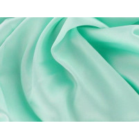 Super stretch satin Spearmint