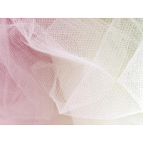 Shading on tulle Sugar pink