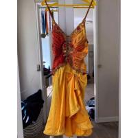 Sunrise latin kjole