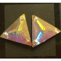 Triangle Øreringe