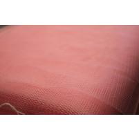 Bubblegum pink dress net