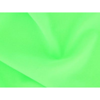 Crushed velvet Fluorescent green