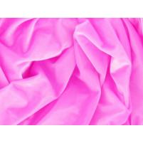 Smooth velvet Deep bubblegum pink