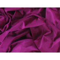 Smooth velvet Fuchsia pink