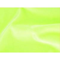 Smooth velvet Fluorescent Yellow