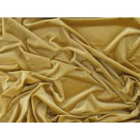 Smooth velvet Gold