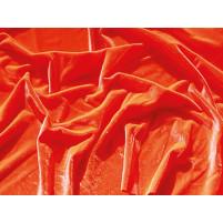 Smooth velvet Orange