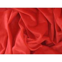 Smooth velvet Red