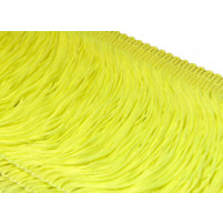 Stretch fringe Tropic lime