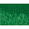 Bead fringe drop Fern green