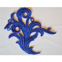 Tamara lace Blueberry