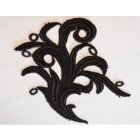 Tamara lace Black