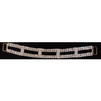4 kædet cornector i mønster