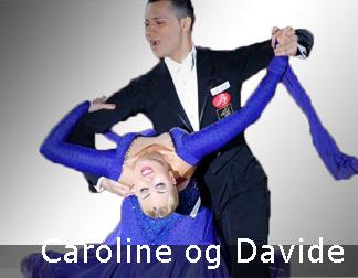 Caroline og Davide forside billede marts 17